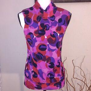 Josephine, retro , figure flattering shirt size S